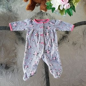 Adorable Carter's baby suit